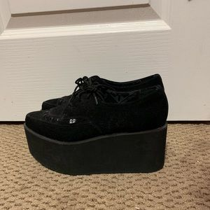 3 inch creepers